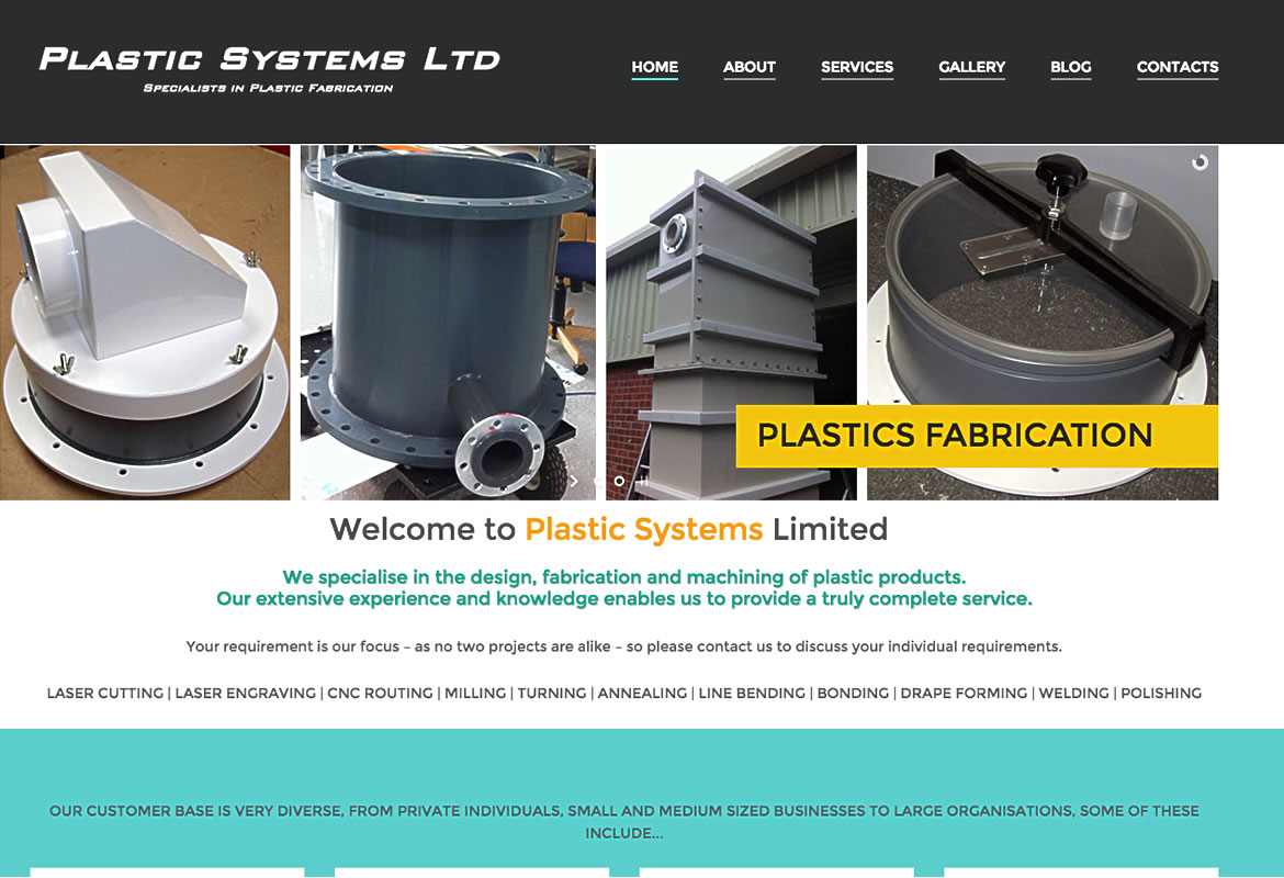 Plastic Systems Ltd